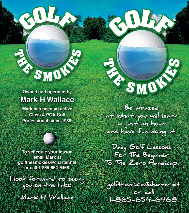 Golf The Smokies Brochure